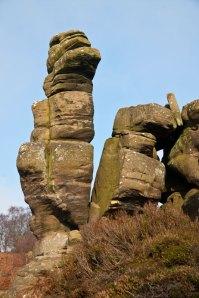 Brimham Rocks 1.